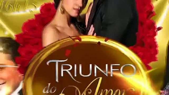 """Chamada de Estreia de """"Triunfo do Amor"""" na TV Meio Norte (13/04/2015)"""