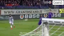 Fiorentina 0 - 3 Juventus All Goals and Highlights Coppa Italia 7-4-2015