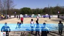 Mène 7, Finale du Super 16 Féminin, Sport Boules, Bourg-Saint-Andéol 2015
