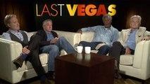 Last Vegas - Interview de l'équipe du film (3) VO