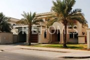 Exclusive. Mid Number Fully Furnished Arabic Central Rotunda Garden Home   Palm Jumeirah   ER S 4087