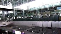 Aéroport de Bangkok-Suvarnabhumi ท่าอากาศยานสุวรรณภูมิ Thaïlande Thailand ประเทศไทย HD