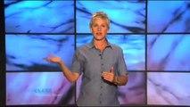 Ellen Degeneres best line ever!!!!