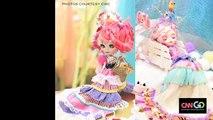 Chompoo Araya Hargate loves Blythe dolls
