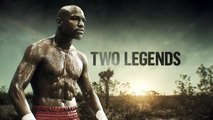 Mayweather vs. Pacquiao - first Showtime HBO Commercial Spot