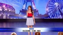 Marina Dalmas - Rolling in the deep - France got talent