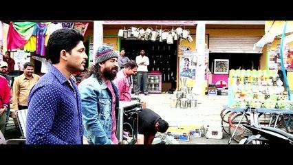 Son of satyamurthi Making video 1