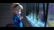 """La Reine des Neiges - Clip """"Je voudrais un bonhomme de neige"""" [VF HD] (Disney)"""