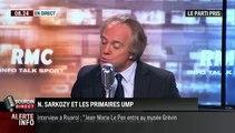 """Le parti pris d'Hervé Gattegno: Présidentielles: """"Nicolas Sarkozy ne peut pas gagner sans les primaires"""" - 08/04"""