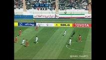 الشوط الاول- - مباراة الاهلي السعودي و تراكتور الايراني دوري المجموعات ابطال اسيا 7-4-2015