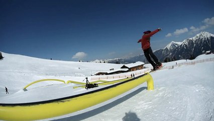 Snowpark Gastein: Snowboard Spring Session - March 15