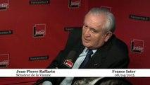 Raffarin : «Il est clair que Nicolas Sarkozy est en construction d'un nouveau message»