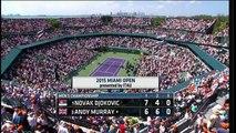 """Novak Djokovic Scares Ball Boy"" - Novak Djokovic Vs Andy Murray"