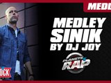 Medley de Sinik par Dj Joy en live dans Planète Rap !