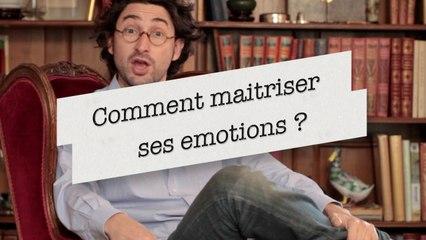 BCEN / Comment maîtriser ses émotions ?