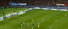 Paris Saint-Germain 4-1 Saint Etienne - PSG - Coupe de France