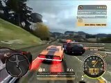 Need for Speed Most Wanted Stunts and Crashes