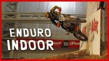 Course moto Super Enduro : des troncs, des bûches et des bûcherons !!