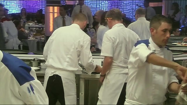 HELL'S KITCHEN   Eat That Ish from  17 Chefs Compete    FOX BROADCASTING