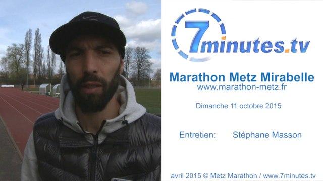 Marathon Metz Mirabelle Bob Tahri parrain Marathon 2015
