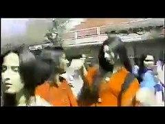 Hot Hip Dancing girls in Lahore College Sports Women