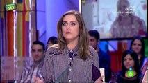 Frank Blanco entrevista a María León en Zapeando