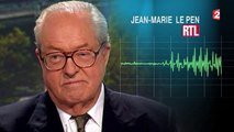 Front national : rupture entre Jean-Marie Le Pen et Marine Le Pen