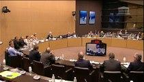 Commission du développement durable : table ronde sur les produits phytosanitaires
