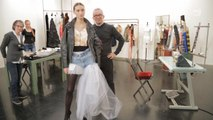 « Jean Paul Gaultier travaille » : le teaser
