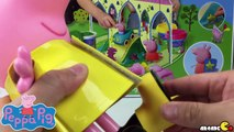 Peppa Pig Nickelodeon Peppa Pig Rainy Day New Animated Cartoon Peppa Pig 2015 Toy Collecti