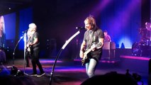 reo speedwagon - dont let him go - dominos rally - las vegas - 2014