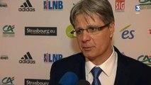 Réaction de Jean-Louis Borg après SIG / JDA (07/04/2015)
