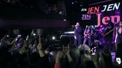 Junto a ti - Jencarlos Canela - Live - Concierto Madrid VIDEO EXCLUSIVO
