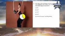 Kim Kardashian : une photo de son shooting sexy détournée par un site de soutien scolaire