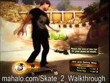 Skate 2 Walkthrough - Jam With Danny Way