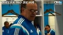 Marcelo Bielsa y el emotivo discurso para sus dirigidos (VIDEO)