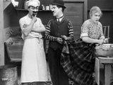Charlie Chaplin - Triple Trouble  1915