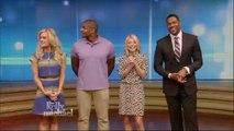 "Michael Sam & Peta Murgatroyd On ""Live With Kelly And Michael"""