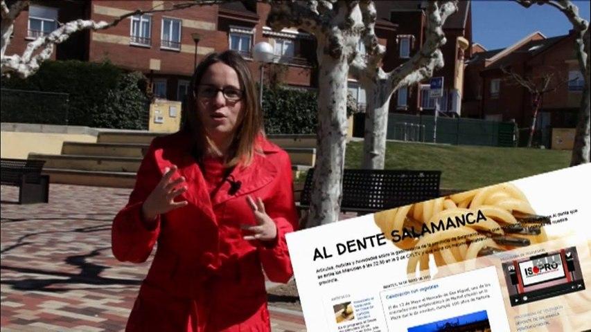 PROGRAMA 108 ALDENTE Salamanca 01 04 2015
