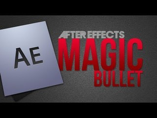 After Effects: Magic Bullet Looks // Aplicando efeitos na Vinheta