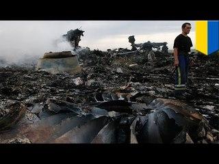 Russische Separatisten schießen ausversehen malaysische Passagiermaschine in Ukraine ab
