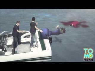 Zwei Männer töten Freund mit Motorboot