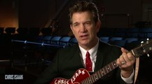 "Chris Isaak Shares Intimate Details of ""Wicked Game"" Music Video"