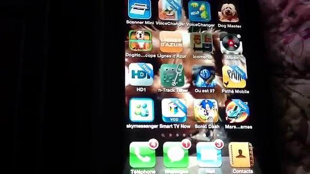 Anti-virus pour iPhone