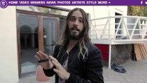 30 Seconds To Mars-Acceptance Speech For Best Alternative