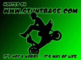 reverse wheeling and reverse stoppie en moto