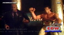 ECW Reaction Show Guest Evan Bourne LIVE on ECW Network