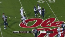Johnny Manziel makes a pair of sick moves on one drive #SCtop10