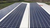 Afyonkarahisar- Çevreci Bina Kendi Elektriğini Üretecek