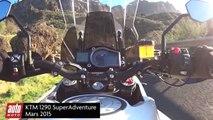 KTM 1290  Super Adventure 2015 : sécurité super active - Essai AutoMoto